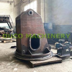 Hydraulic 5t 15m High Strength Steel Stiff Boom Crane Manufactures