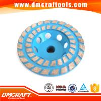 Turbo Row Diamond Grinding Cup Wheel Manufactures