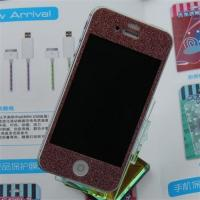 China Bling full body screen protector for iphone4/iphone4s (Front+back+side) on sale