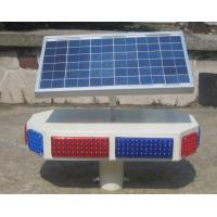 Full Days Flashing Red Blue Blinking Warning Lights Traffic LED Signals STWL0612 Manufactures