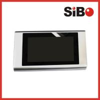 Wall Surface Mount 7 Inch No Buttons Android Touch Panel POE