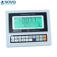 NOVO Electronic Weighing Indicator Easy Setup Floor Scale 110-220v Power Supply Manufactures