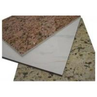 Buy cheap Marble Aluminium Composite Panel from wholesalers