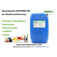 Food Grade Liquid Glucoamylase Hydrolytic Enzymes for Alcohol and Breiwng Production Manufactures