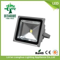 30W SMD Industrial Outdoor LED Flood Lights IP65 With 2700k Warm White Manufactures