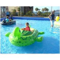 China Amusement Water Games Swimming Pool Bumper Boats Three Charge Mode Optional on sale