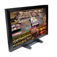 32 Inch Surveillance Cctv Monitor Screen , BNC Cctv Video Monitor For Security Room Manufactures