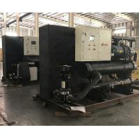 Water Cooled Industrial Refrigeration Systems With R22 / R407C / R134a Refrigerant Manufactures