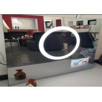 5mm Thickness Hotel Mirror Tv, Built In Mirror Lcd Tv 400cd / M2 Brightness Manufactures