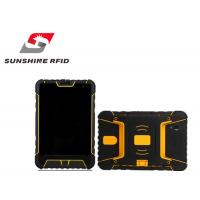 Quality Fully Rugged RFID Reader Tablet Waterproof RFID Reader Portable 7 Inch LCD Screen for sale