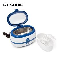 35 Watt Dental Ultrasonic Washer 600ml Capacity 3 Min Shut Off With Waterproof PCB Manufactures