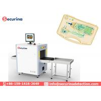 Quality 5030 X Ray Baggage Scanner 500mm×300mm Tunnel Size High Density Region Alarm for sale