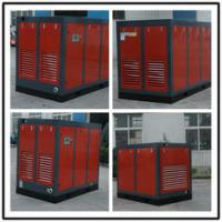 Lubricated Oil Injection Screw Air Compressors 185KW 250HP 380V / 3 Phase / 50Hz Manufactures