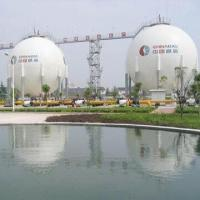 Spherical Vessels for Gas Storage Tank, Available in Various Styles Manufactures