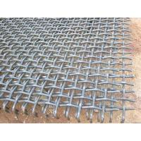China 1/4 Galvanized Square Wire Mesh Filter For Screening Sand / Griddle on sale
