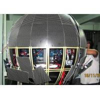 Quality Outdoor Full Color LED Sphere Screen LED Ball Display LED Global Screen Video for sale