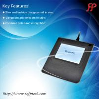 China 3.5-inch signature pad POS terminal PC connected on sale