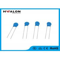 China Leaded Dia 7mm 27V Mov Electrical Component With Blue Epoxy For Surge Arrester on sale