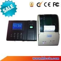 Fingerprint Time Attendance with External Thermal Printer (HF-H6) Manufactures