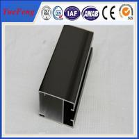 anodised aluminium profiles for door window aluminium frame Manufactures