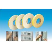 Door Window Sealing Self-Adhesive Tapes Single Sided Foam Tapes White Manufactures