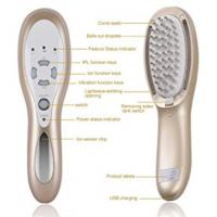 Electric Hair Care Power Grow Comb Massager , Electric Hair Brush For Hair Loss Manufactures