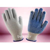 Better Grip Cotton Knitted Gloves 550 - 1000g Per Dozen Weight Hand Protective Manufactures