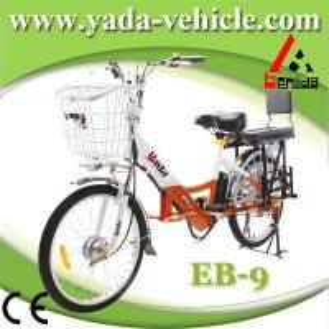 China 48v 350w 10ah 22inch lithium mini city electric bicycle bike (yada eb9) on sale
