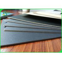 Hard 1mm Smooth Black 72 X 102cm Backing Board For Photo Frame Manufactures