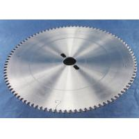 China PCD Composite Woodworking Diamond Saw Blades For Mechanized Scale Production Cutting on sale