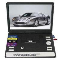 9 Inches Portable DVD Player with ISDB-T,3D, FM,Game, RMVB(VD-P958) Manufactures
