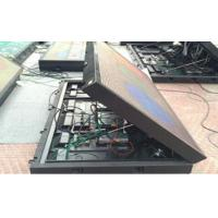 HD P5 Led Display Full Color Outdoor , Die Casting Aluminum Led Advertising Board Manufactures