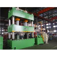 Four Column 1000 Ton Hydraulic Press , PLC Press Control CNC Punching Machine Manufactures