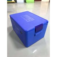 Durable Plastic Bulk Liquid Totes 66L Volume Mechanical Food Equipment Manufactures