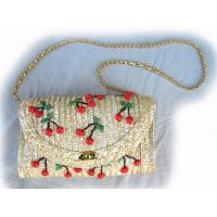 29818 straw bag, wheat straw bag, hand bag Manufactures