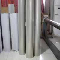195 Mesh Durability Rotary Nickel Screen Precision Output Pigment Printing For Textile Manufactures