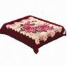 Buy cheap Raschel / mink blanket, weft or warp knitting from wholesalers