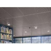 Perforated Anodized Aluminum Panels With Sound Absorbing Material Manufactures
