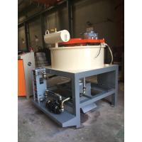 Single Cylinder Dry Magnetic Separator / Roller Type Magnetic Separator Manufactures