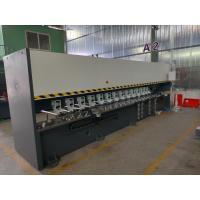 China Special Sheet metal  CNC V Grooving Machine 4 axis Length Stainless Steel Decoration on sale