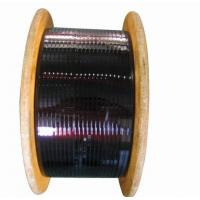 China High Flexibility Enameled Rectangular Copper Wire Square Copper Wire For Motor Winding on sale