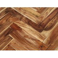 natural herringbone acacia hardwood flooring Manufactures