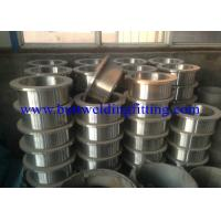 China WP321 WP310 WP317L Stainless Steel Stub Ends 1 Inch 8 inch SCH40S SCH80 SCH120 on sale