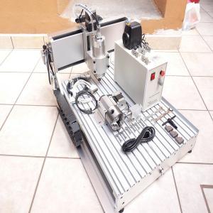 Good quality 3040 800W desktop cnc engraving machine Manufactures