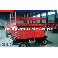 2m - 12m Hydraulic Scissor Lift  Vertical Hydraulic Lift Tables Manufactures