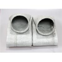 400GSM Polyester Felt Filter Bag Ring Top 2mm Thick Fine Woven Fabric