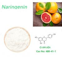 Water - Soluble Naringenin Supplements CAS 480 41 1 Powdered Grapefruit Extract Manufactures
