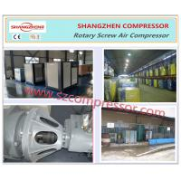 Variable Speed Rotary Screw Air Compressor 15-350HP Manufactures