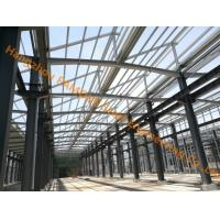 Q345B or Q235B Industrial Shed Design Steel Structure Warehouse Prefabricated Building Manufactures