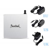 Metal Case Android Mini Box 2G / 16G Gigabit BT 1000M Lan One Year Warranty​ Manufactures